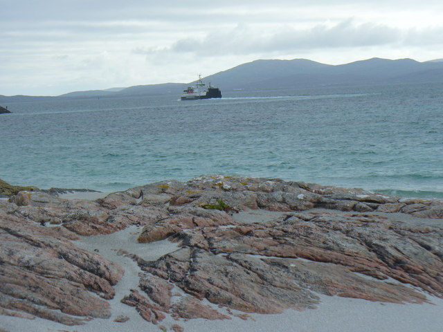 Over the Sea to Barra