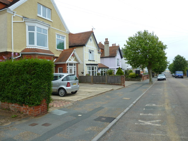 Houses in Victoria Road