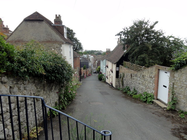 Hythe, Church Hill