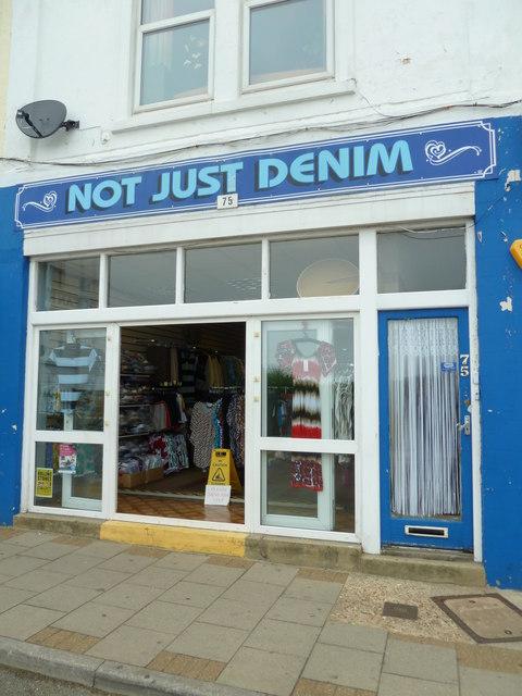 Not Just Denim, Sandown