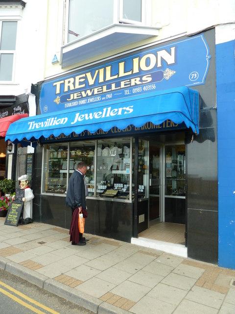 Trevillion, High Street