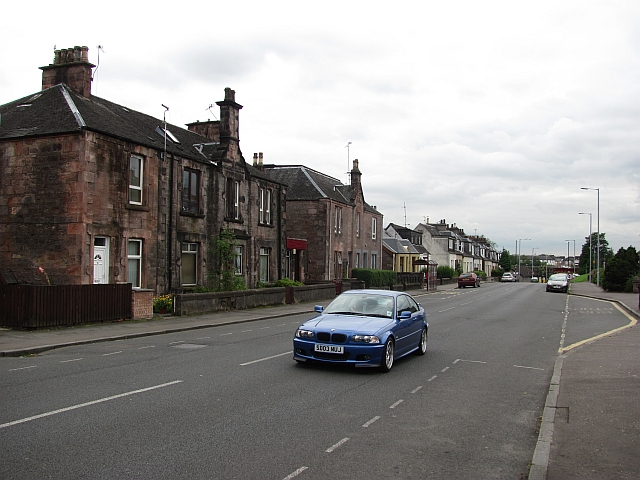 Whins Road
