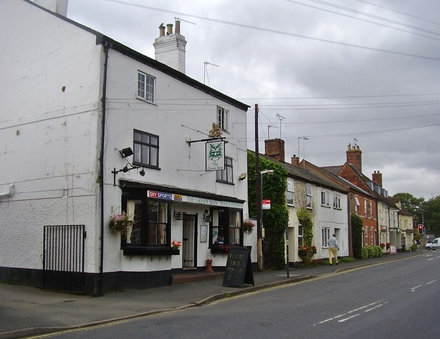 Dunchurch-The Green Man
