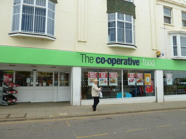 The Co-Operative Food, High Street