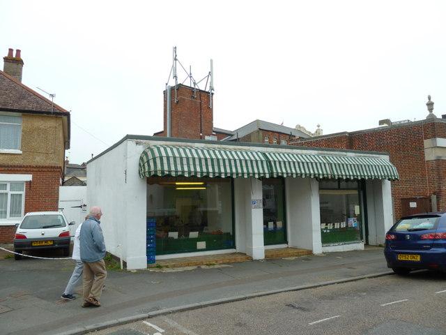 Greengrocers, York Road