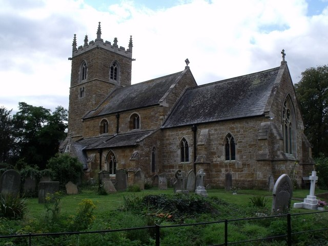 St Mary's Church, Claxby