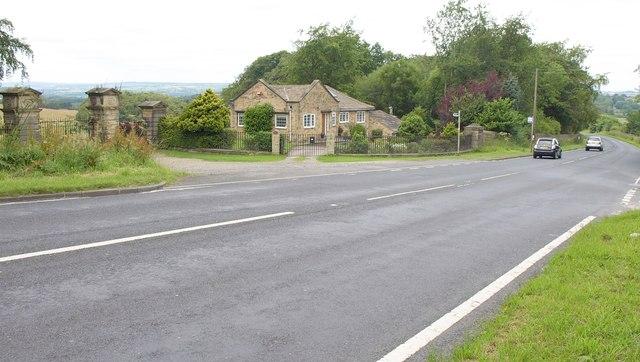 Lofthouse Lodge and Gate