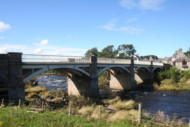 Rothiemay Bridge