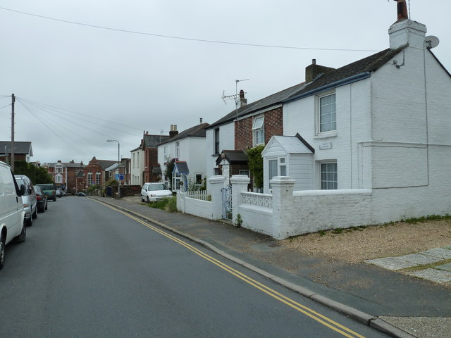 Houses in Hill Street