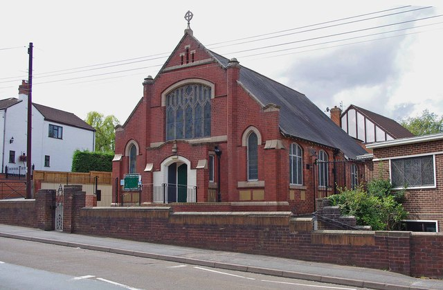 Kinver Methodist Church (3) - Church Hall, Enville Road, Kinver