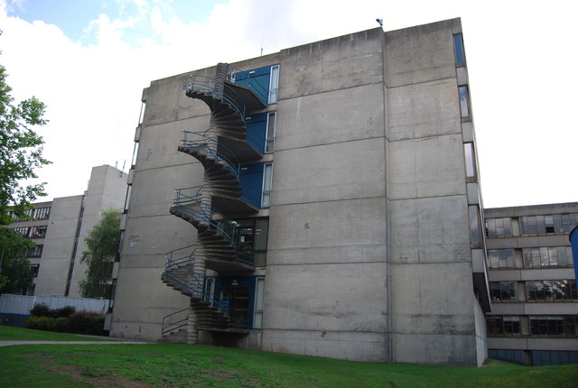 UEA teaching building