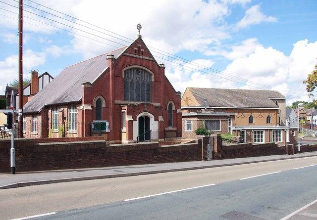 Kinver Methodist Church (4), Enville Road, Kinver