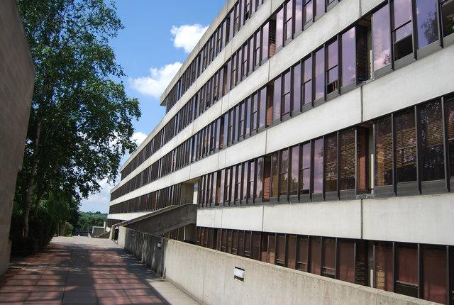 UEA - the teaching wall