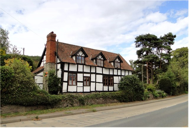 Cross Cottage, Credenhill