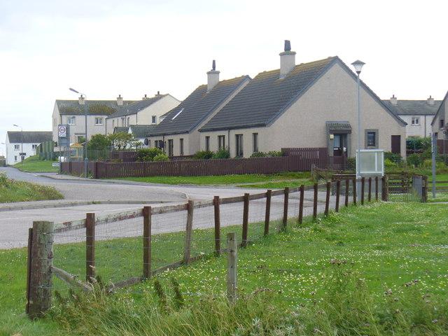 Housing Estate, Balivanich