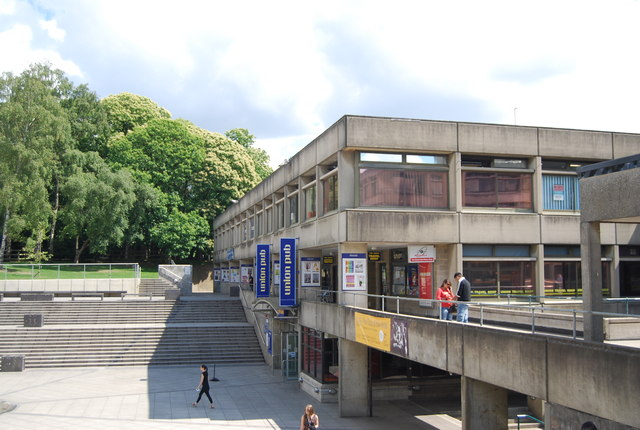 UEA - union building