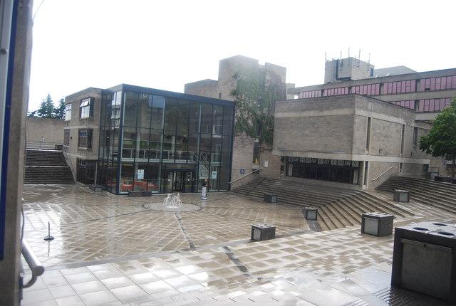 UEA - university square