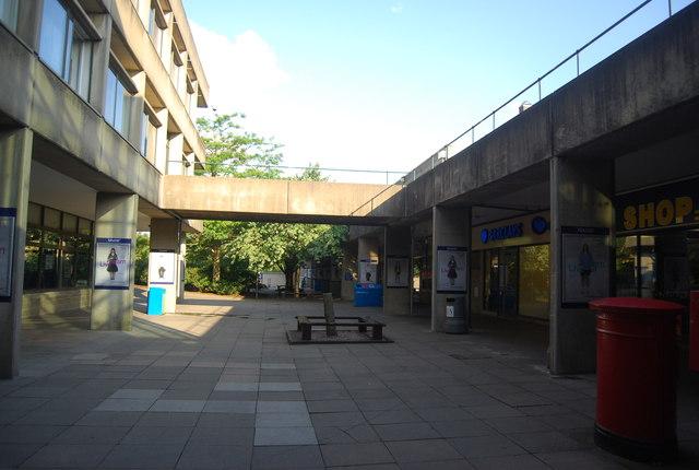 UEA - shops