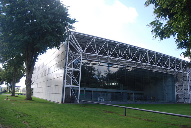 Sainsbury Centre, UEA