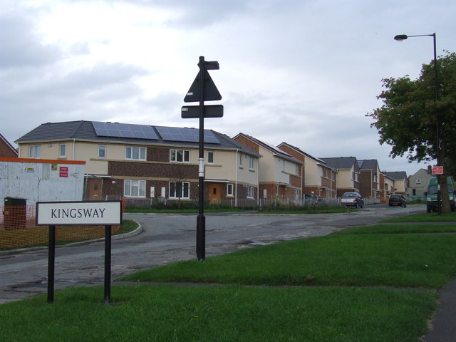 New houses, Houghton-le-Spring