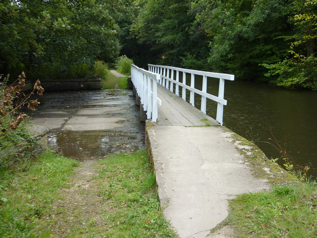 Chesterfield Canal overspill