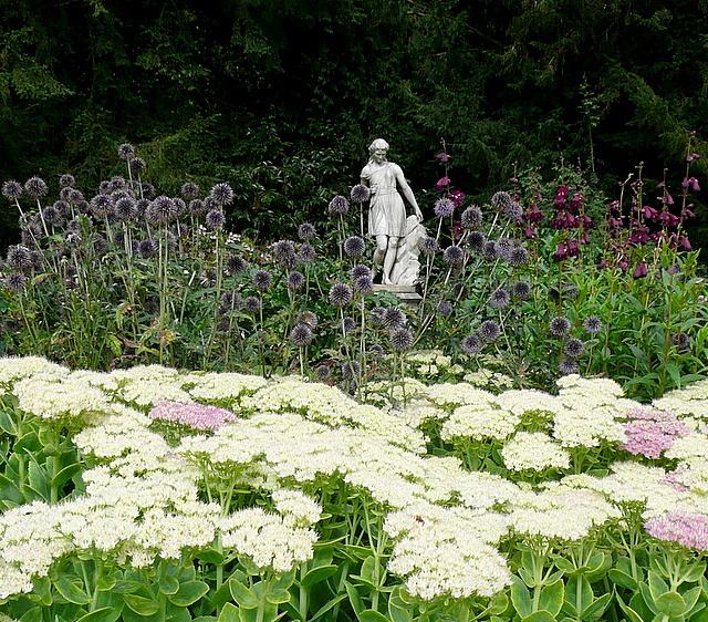 Cliveden, secret garden