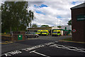 SP0583 : Bournbrook Ambulance Station, Bristol Road by Phil Champion