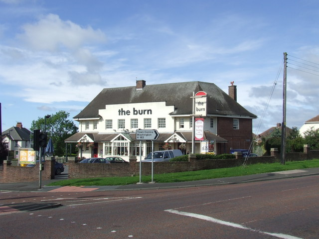 The Burn, Houghton-le-Spring