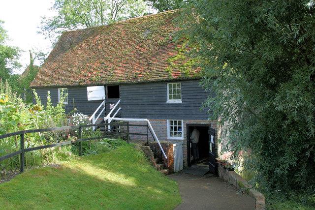 Michelham Priory Watermill