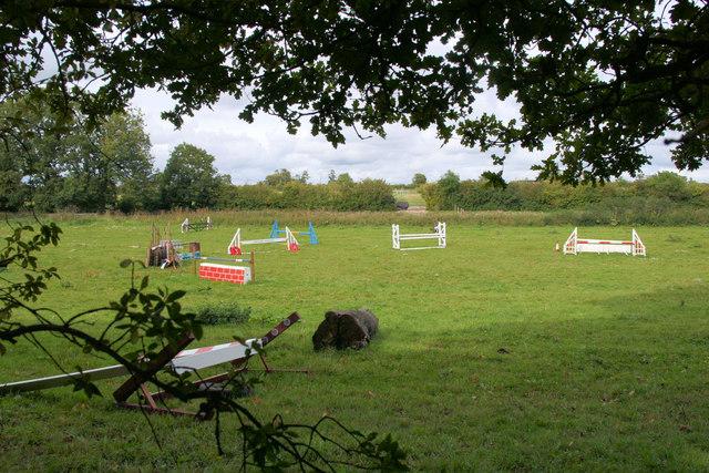 Pony Paddock adjacent to Michelham Priory
