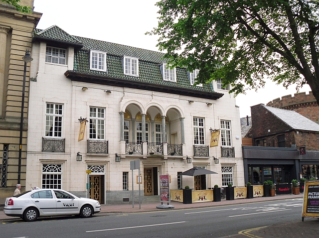 The Andalusian, Warwick Road