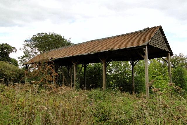 Dutch Barn, Court Farm