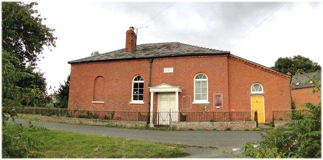 Lady Southampton's Chapel, Kenchester