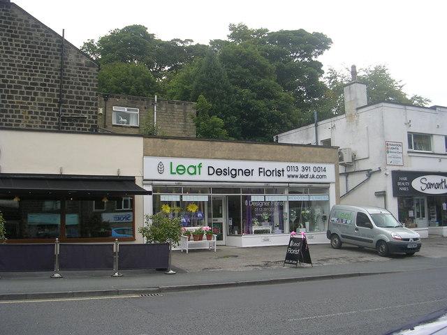 Leaf Designer Florist - Harrogate Road