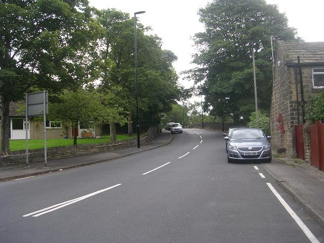 Micklefield Road - Micklefield Lane