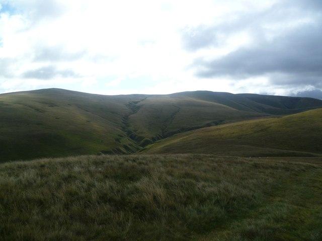 On Longlands Fell