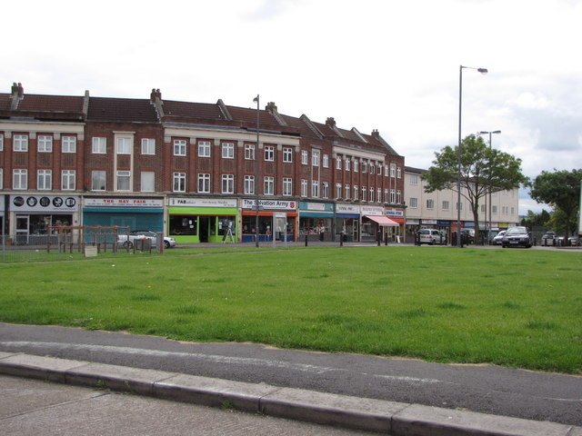 Shops at Filwood Broadway, Knowle west