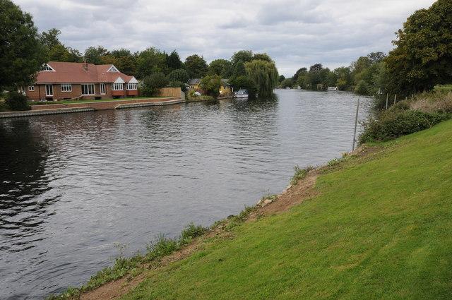River Thames at Laleham