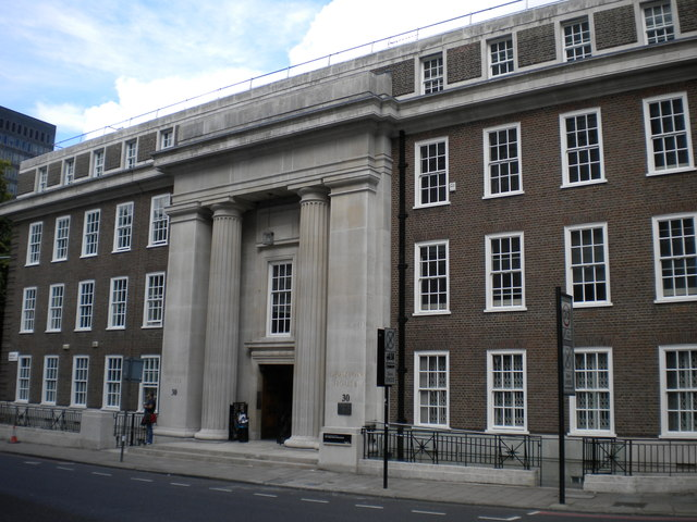 Drayton House, Gower Place WC1
