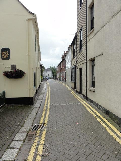 Hythe, Theatre Street