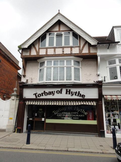 Hythe, High Street