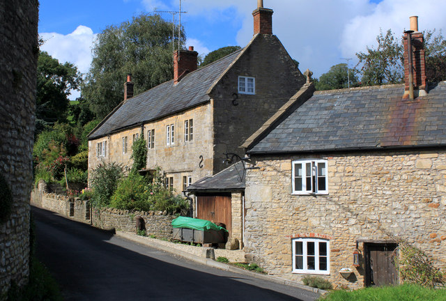 2011 : Cottages in Batcombe