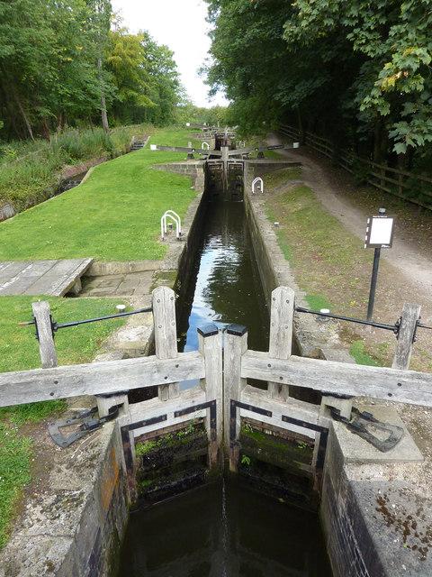 Thorpe Top Treble locks