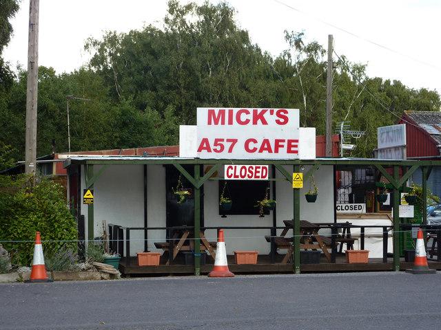 Mick's A57 Cafe