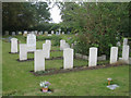 TL4748 : Whittlesford war graves by Scriniary