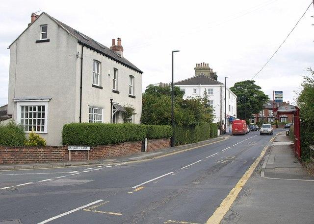 Main Street, Shadwell