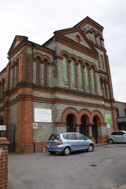 Wycliffe Baptist Church, King's Road