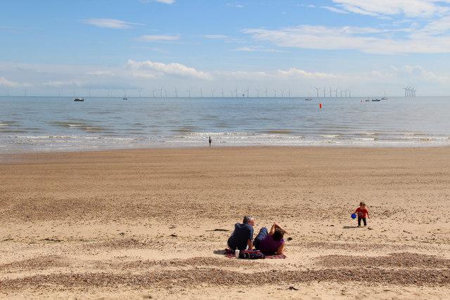 Clacton Beach, Essex