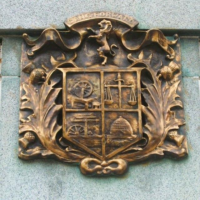Johnstone War Memorial (detail)