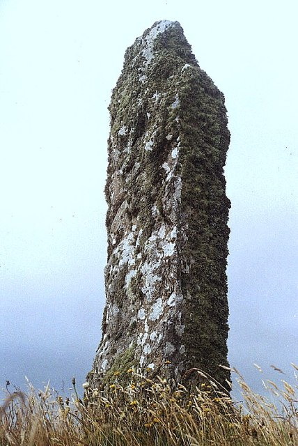 Standing Stone in Shapinsay